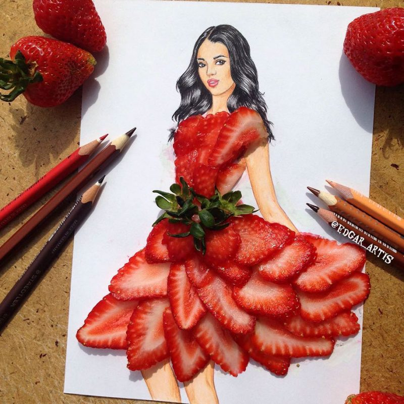 beautiful-fashion-dress-design-vegetable-fruit-everyday-objects-2