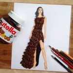 Fashion designs created out of everyday objects