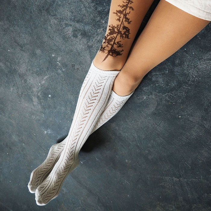 beautiful-tights-floral-animal-tattoo-motifs-2