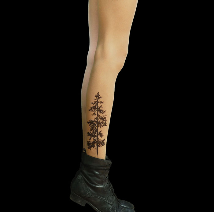 beautiful-tights-floral-animal-tattoo-motifs-3