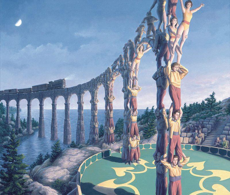 magic-surrealism-optical-illusions-paintings-art-11