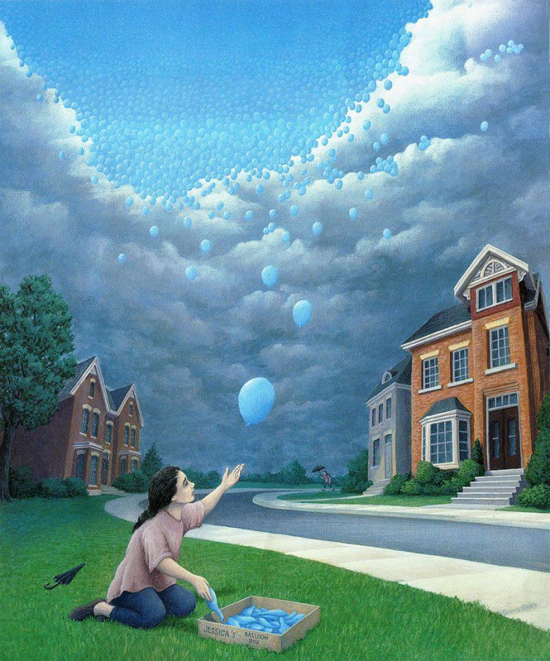 magic-surrealism-optical-illusions-paintings-art-14