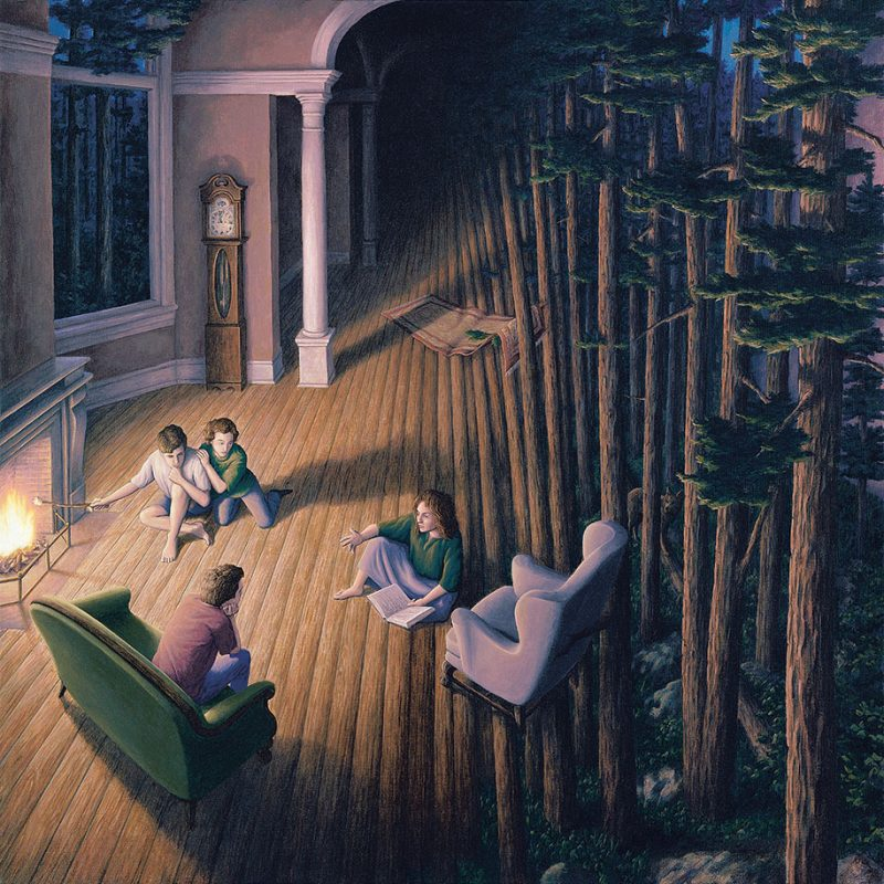 magic-surrealism-optical-illusions-paintings-art-18