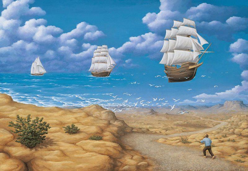 magic-surrealism-optical-illusions-paintings-art-20