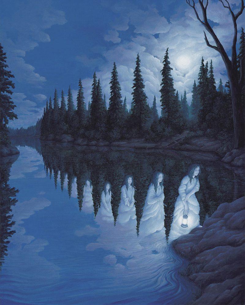 magic-surrealism-optical-illusions-paintings-art-22