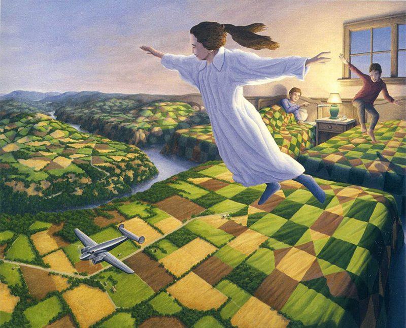 magic-surrealism-optical-illusions-paintings-art-3