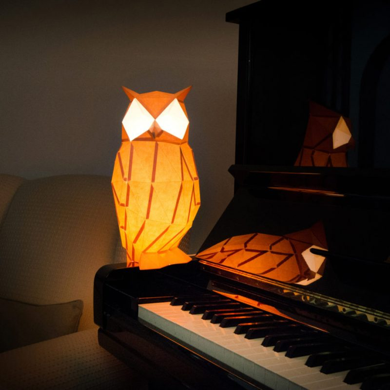 origami-art-paper-folding-animals-lamp-design-3