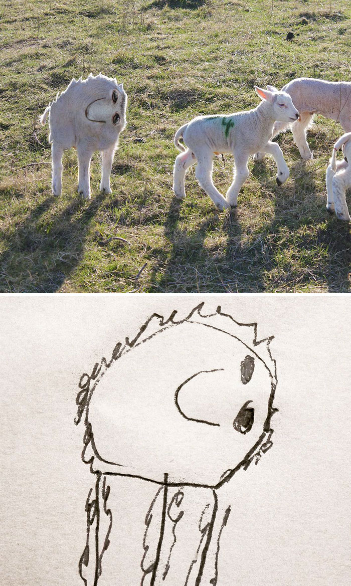 funny-children-drawings-digital-recreated-10