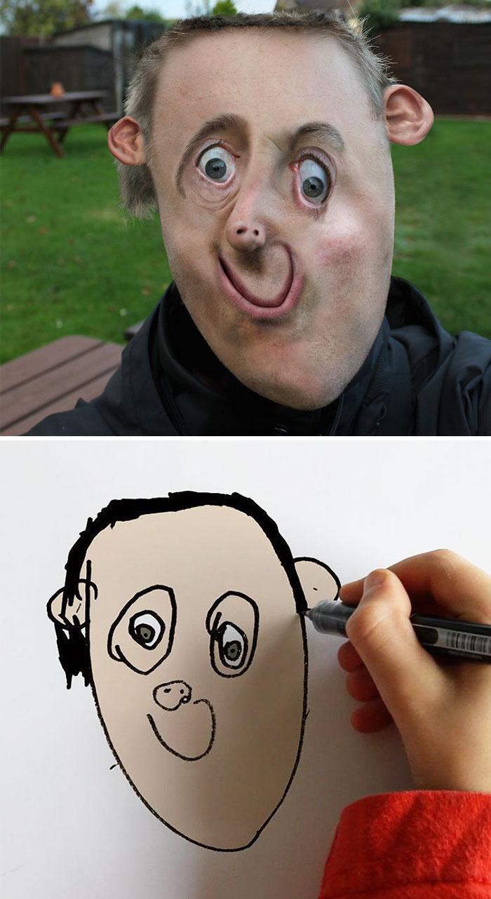 funny-children-drawings-digital-recreated-5