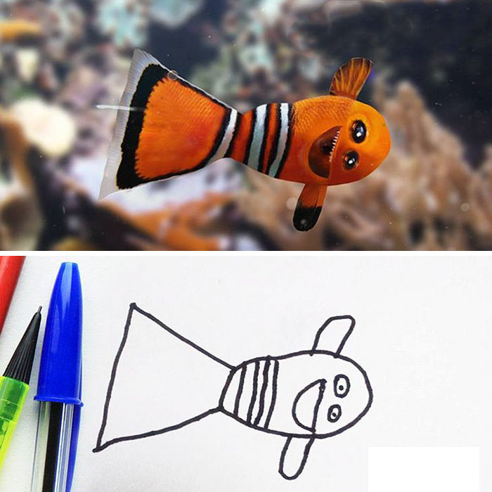 funny-children-drawings-digital-recreated-6