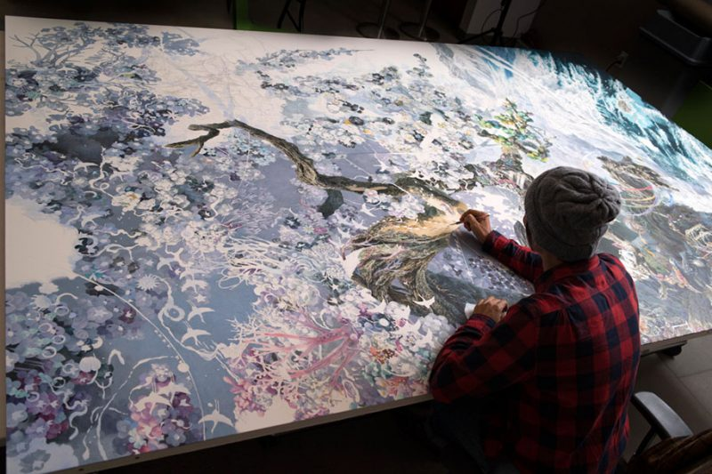 massive-artwork-pen-ink-drawing-rebirth-7
