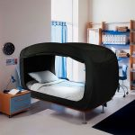"""Privacy Bed"" created for people who want a full solitude"