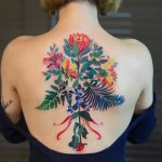 Enchanting tattoos by tattoo artist Zihee