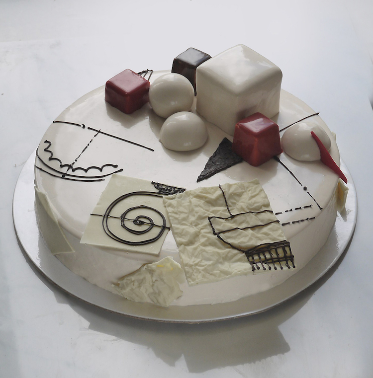 Artistic Cakes By A Pastry Chef With Academic Architectural Background Vuing