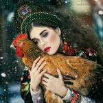 Gorgeous photos inspired by Russian fairy tales