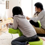 A new game chair popular on Amazon Japan