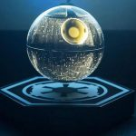 Levitating Imperial Death Star Speaker