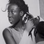 Hyper-realistic drawings created by Nigerian artist Arinze Stanley with monochrome pencils