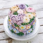 Beautiful and delicious floral creations to welcome the return of spring