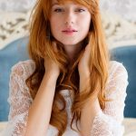 Photographer travels 20 countries to document portraits of beautiful redheads