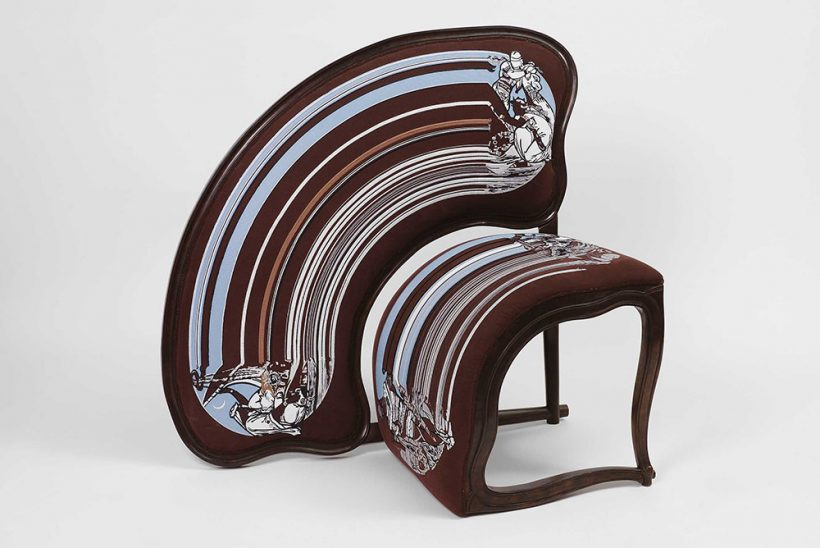 Incroyable ... Physical Furniture, As A Talented Artist, Whose Work Is Part Of The  Permanent Collections At The Victoria And Albert Museum In London And The  Museum Of ...