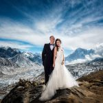 A wedding of one California couple that held on Mount Everest