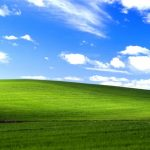 This kind of landscape photographs of Tuscany showing great similarities with the classic Windows XP wallpaper