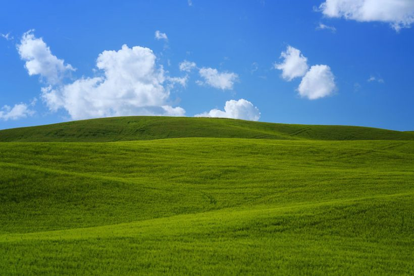 This Kind Of Landscape Photographs Of Tuscany Showing
