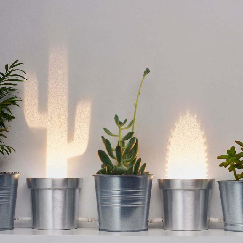 Creative Lamp creative lamp design – cactus lamps   vuing