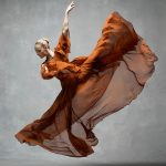 Impressive photo shoot of contemporary dance art