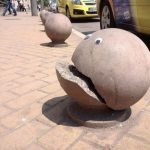 Funny street art in Bulgaria by Vanyu Krastev