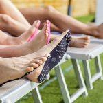 Creative stick-on soles