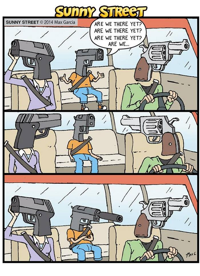 Funny Comics That Have The Most Unexpected Endings By
