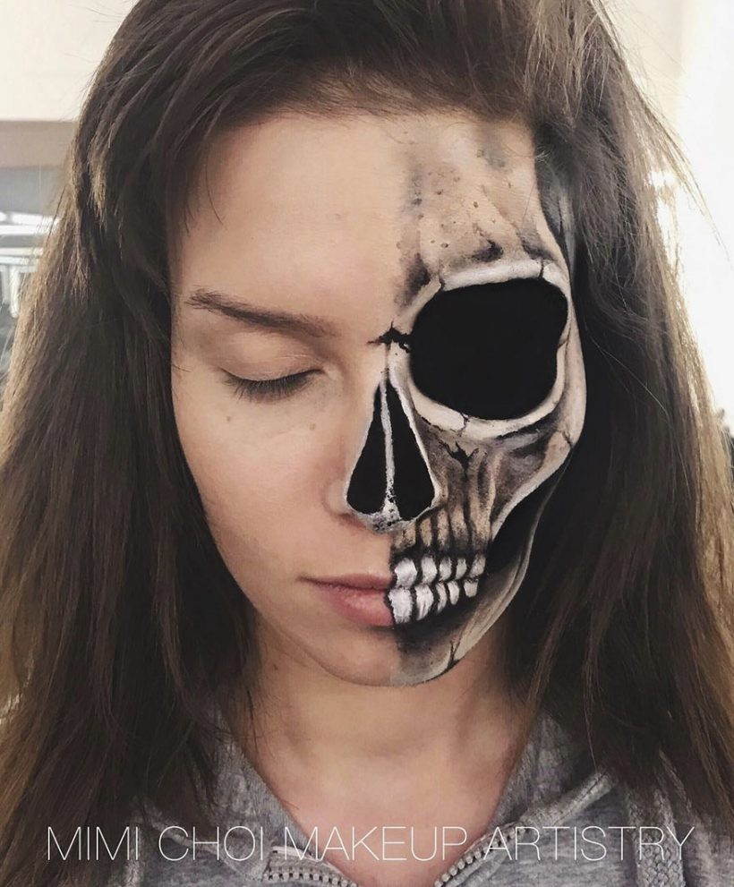 Optical Illusions With Makeup That Will Blow Our Minds Vuing Com