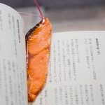 Lifelike Food Bookmarks