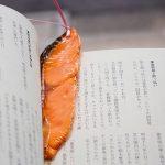 Lifelike Food Bookmarks