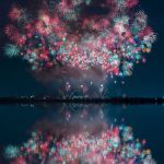 Spectacular moments of Japan's summer firework festivals