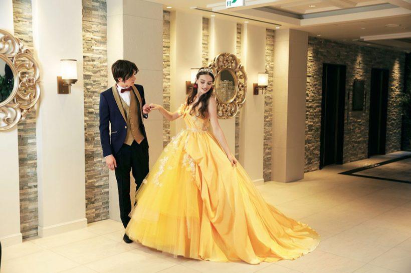 Disney princess wedding dresses in real-life fairytale   Vuing.com