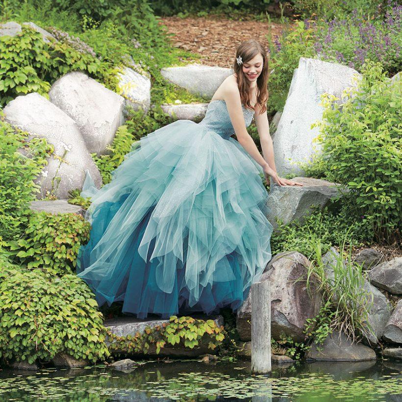 Disney princess wedding dresses in real-life fairytale | Vuing.com