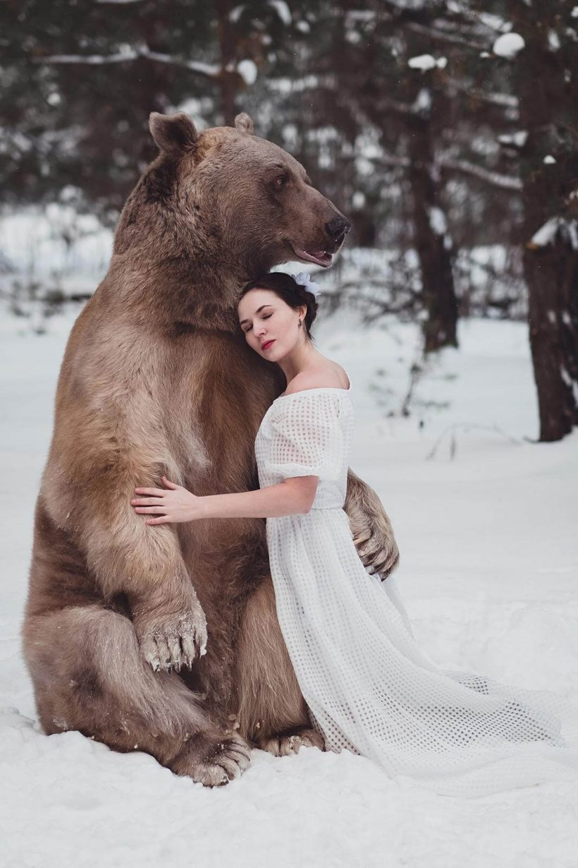 Fairytale Like Portraits Captured By Russian Photographer