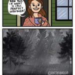 Funny comics based on daily life