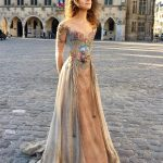 Fairytale dresses crafted by French designer Sylvie Facon